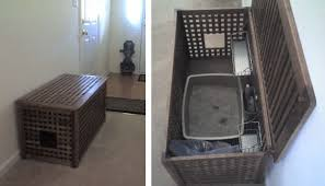 cat litter box furniture diy. brilliant cat storage box ikea hack to cat litter furniture diy t
