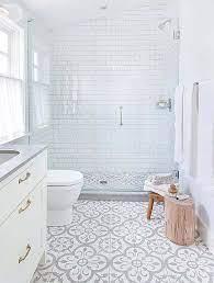 The 15 Best Tiled Bathrooms On Pinterest Living After Midnite Small Bathroom Remodel Bathroom Inspiration Modern Farmhouse Bathroom