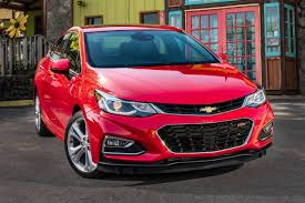 2017 Chevrolet Cruze Pricing - For Sale | Edmunds