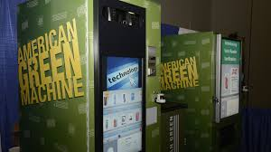 Buy A Vending Machine Inspiration Are These Cannabis Vending Machines The Future Of Buying Weed