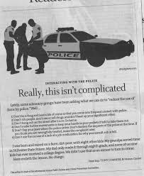 how to reduce use of force by police newscut minnesota public i just got sick of cops being used as a scapegoat when something goes wrong and the cops are called to a situation they don t really want to be in