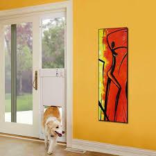 pictures sliding patio dog door