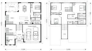 floor plans for a split level house from wonderful bi contemporary best homes australia