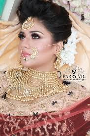 best bridal makeup artist in phagwara parry vig