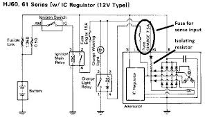 alternator built in voltage regulator wiring diagram the alternator regulator voltage booster modification part 1 on alternator built in voltage regulator wiring