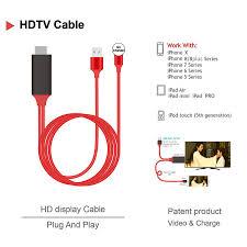Dây cáp chuyển đổi cổng TV HDMI chuyên dụng cho apple