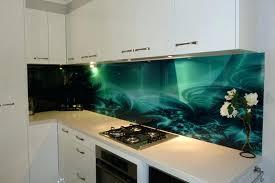 breathtaking glass kitchen backsplash glass printed glass regarding glass kitchen backsplash decorating