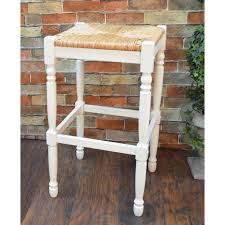 antique white bar stools. 30 Inch Antique White Morgan Bar Stool - Free Shipping Today Overstock 14768158 Stools