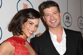 paula patton high school. Delighful High Robin Thicke And Paula Patton Met Fell In Love Way Back When They Were  Awkward Teenagers But Theyu0027re Now Calling It Quits  In High School A