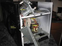 replace magnetron in ge microwave spacemaker hubpages microwave front and inside