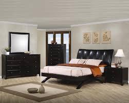 modern queen bedroom sets. Coaster Phoenix Queen Contemporary Upholstered Bed - Fine Furniture Modern Bedroom Sets