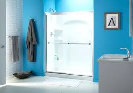 breathtaking glass cleaner for shower doors medium size of glass glass shower doors clean best shower