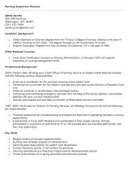 Nurse Manager Resume Cover Letter Clinical Photo Gallery On Website