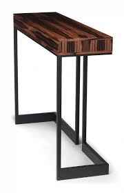 high console table. Wishbone 2-drawer High Table | Skram Furniture Console B