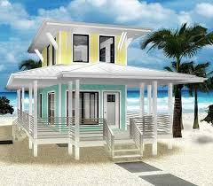 small beach house plans. Unique Small Plan W62575DJ Beach Loveru0027s Dream Tiny House Elevation To Small Plans H