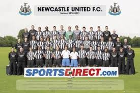 Man utd bounce back to beat newcastle. Newcastle United Fc 2010 11 Official Team Portrait Poster Gb Eye Uk Sports Poster Warehouse