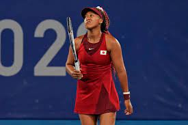 Naomi Osaka Out Of the Olympics After ...