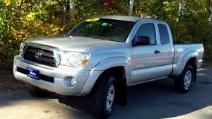 Used 2007 Toyota Tacoma Access Cab #7554 Southern Maine Motors Car ...
