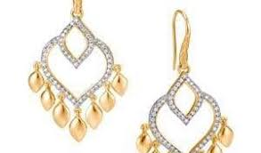 large chandelier earring luxury gold chandelier earrings style uk by size handphone