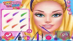 العاب مكياج باربي ماكياج الزفاف باربى العاب بنات barbie games by makeover games