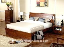 wooden bed furniture design. Latest Wooden Bed Furniture Design O