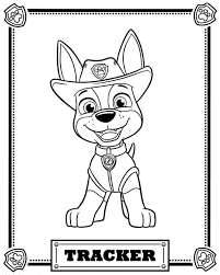 Paw Patrol Rubble Coloring Pages Inspirational Rocky Paw Patrol