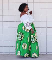 African Print Designs For Plus Size