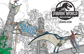 Use them only for their intended purpose (personal printing and coloring). Exclusive Preview Jurassic World Fallen Kingdom Coloring Book Wwac