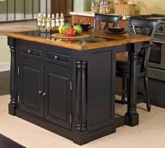 Kitchen Free Standing Islands Free Standing Kitchen Islands With Seating And Granite Top
