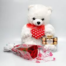 to my sweetheart gift set