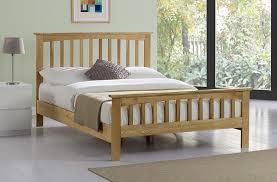 Oak Bedroom Alderton Oak Bed Frame From The Original Factory Shop