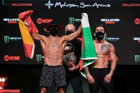 #bellator264 goes down in less than two weeks' time when no. Bellator 258 Results Archuleta Vs Pettis