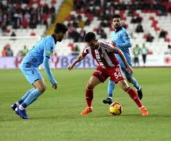 Sivasspor Trabzonspor maçı sonucu ve özeti