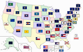 Between The Flags Observation Chart Flags Of The U S States And Territories Wikipedia