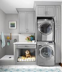Find design inspiration with these creative laundry rooms. Small or large,  we're