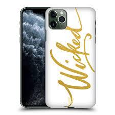 Ecell Head Case Designs Amazon Com Head Case Designs Wicked Grand As Gold Hard Back