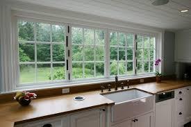 Large Kitchen Window Home Design Garden Architecture Blog Magazine Enchanting Kitchen Window Design