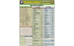 welding symbols chart australia welding symbols quick cards construction manuals books