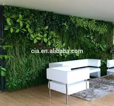 plant wall hangers indoor whole green artificial plants wall fake plastic plant wall used indoor home design center chicago