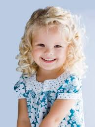 Childrens Short Curly Hairstyles
