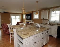 kitchen cabinets with granite countertops: kitchen best granite colors for white cabinets with tv on wall