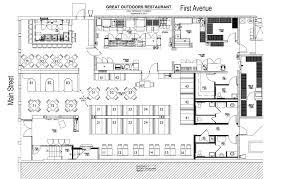 Small Picture restaurant interior design floor plan Tm vi Google Interior