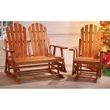 outdoor glider rocker. Glider Rocker Outdoor Porch Pvc Adirondack Chairs Polywood Chippendale Patio Furniture Bench U