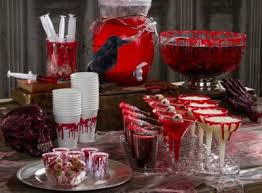 Bloody Good Drink Ideas Raise spirits with our scary-good Halloween recipes  for cocktails!