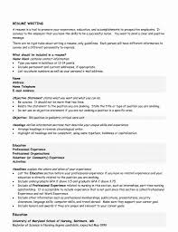 Resume Objective No Specific Job Examples Beautiful Stock