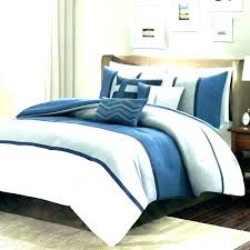 white and navy comforter blue set full dark bedding sets bedspread striped quilt
