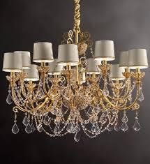 high end gold plated swarovski crystal pendant chandelier