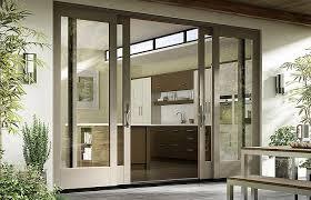 door patio. Essence Series Wood Sliding Patio Door