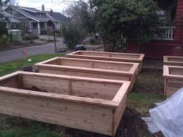 best raised garden wood nice looking plans ideas beds highest quality bed build frame medium