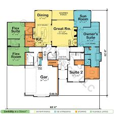 prevnav nextnav single story house plans dual master suites cottage